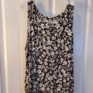 Old Navy Luxe Tank Top.